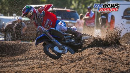 mx nationals coolum rnd mx ferris out of corner ImageScottya