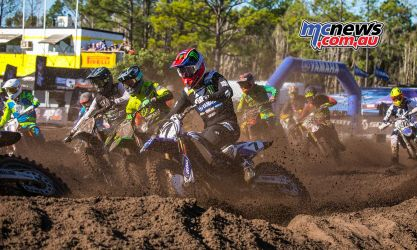 mx nationals coolum rnd mx long into first corner ImageScottya