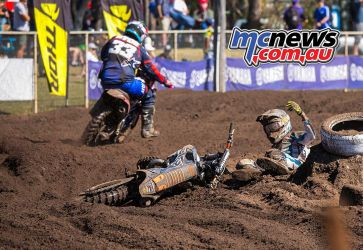 mx nationals coolum rnd mx ferguson down ImageScottya