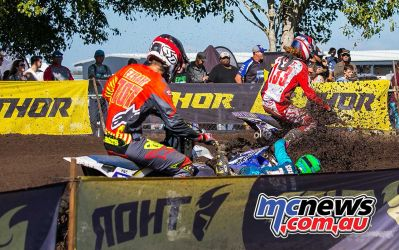 mx nationals coolum rnd mxd cosford crash ImageScottya
