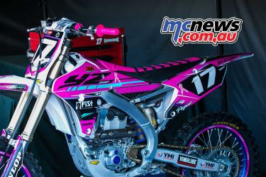 mx nationals coolum rnd pozniak yz pink ImageScottya
