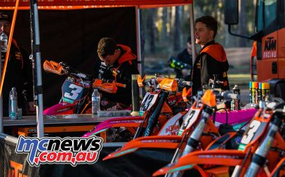 mx nationals coolum rnd raceline tent ImageScottya
