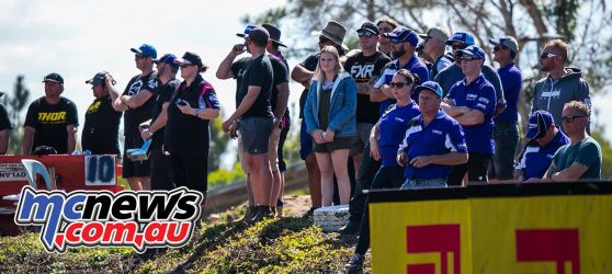 mx nationals coolum rnd saturday cc team yamaha watch on ImageScottya