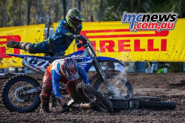 mx nationals coolum rnd saturday amateur cup rider down ImageScottya