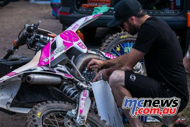 mx nationals coolum rnd saturday clutch replaced ImageScottya