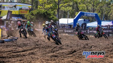 mx nationals coolum rnd saturday rookies start ImageScottya