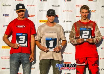 mx nationals coolum rnd saturday round winners rookie cup ImageScottya