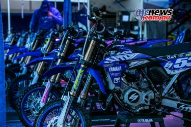 mx nationals coolum rnd saturday yamaha cc set up ImageScottya