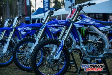 mx nationals coolum rnd saturday yamaha yz ImageScottya