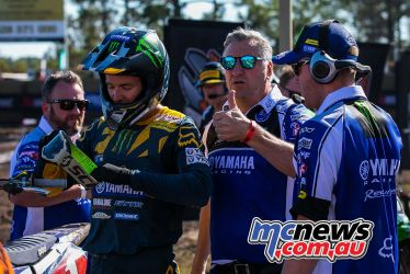 mx nationals coolum rnd superpole dacka thumbs up ImageScottya