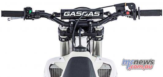 GasGas ECRanger Cockpit Radiators