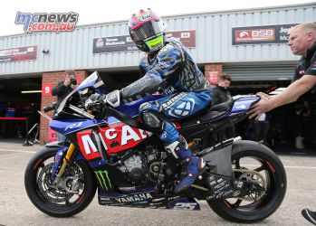 BSB Showdown Oulton Park Josh Bookes anyone behind me lets go qualifying ImageDyeomans