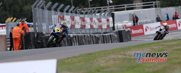 BSB Showdown Oulton Park STK Billy McConnell ImageDyeomans