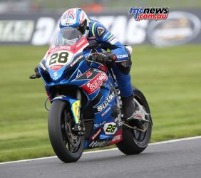 BSB Showdown Oulton Park Superbike Bradley Ray ImageDyeomans