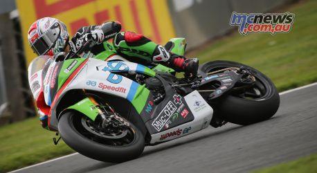 BSB Showdown Oulton Park Superbike Mossey ImageDyeomans