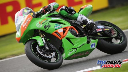 BSB Showdown Oulton Park Supersport Currie ImageDyeomans