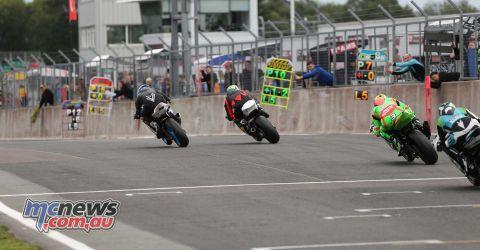 BSB Showdown Oulton Park Supersport ImageDyeomans