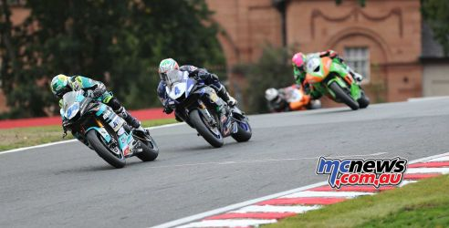 BSB Showdown Oulton Park Supersport Seeley Kennedy ImageDyeomans