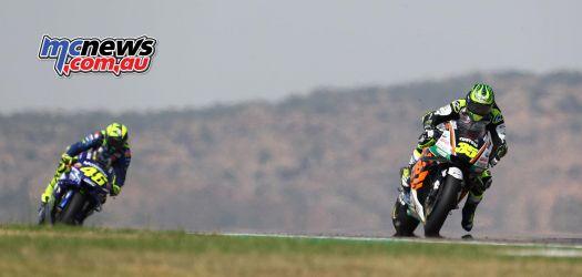 MotoGP Aragon Crutchlow GP AN
