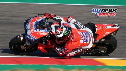 MotoGP Aragon Lorenzo GP AN