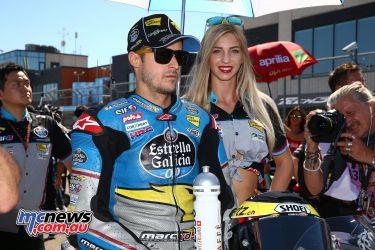 MotoGP Aragon Luthi GP AN