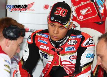 MotoGP Aragon Nakagami GP AN