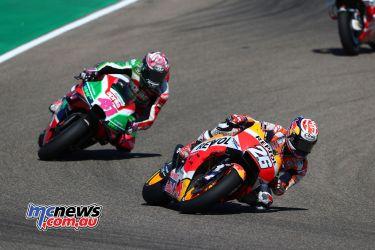 MotoGP Aragon Pedrosa GP AN