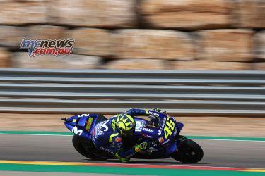 MotoGP Aragon Rossi GP AN