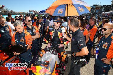 MotoGP Aragon Smith GP AN