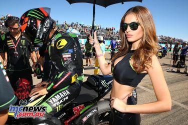 MotoGP Aragon Syahrin GP AN