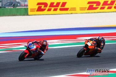 MotoGP Misano Bradl GP AN
