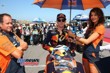MotoGP Misano EspP GP AN