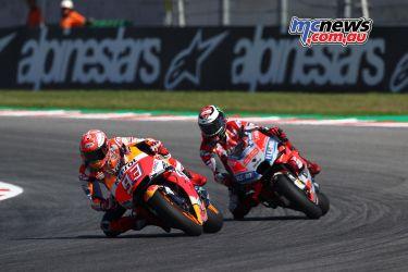 MotoGP Misano Marquez GP AN