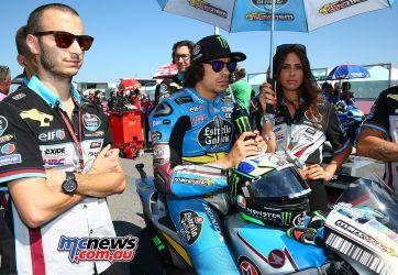 MotoGP Misano Morbidelli GP AN