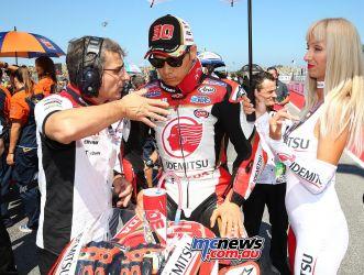MotoGP Misano Nakagami GP AN