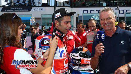 MotoGP Misano Petrucci GP AN