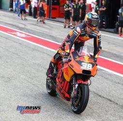 MotoGP Misano Smith GP AN