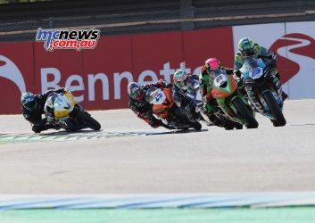 BSB Rnd Assen Ben Currie chasing Seeley ImageDyeomans