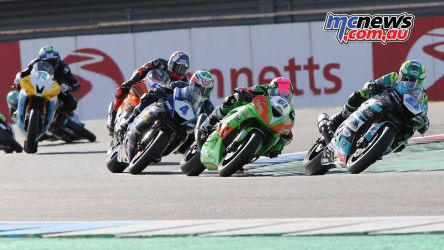 BSB Rnd Assen Ben Currie continues to chase ImageDyeomans