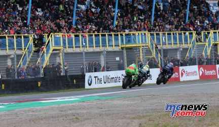BSB Rnd Assen Currie chasing Kennedy and Seeley ImageDyeomans