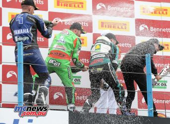 BSB Rnd Assen Getting busy with the fizzy ImageDyeomans