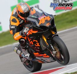 BSB Rnd Assen Gino Rea flat out ImageDyeomans