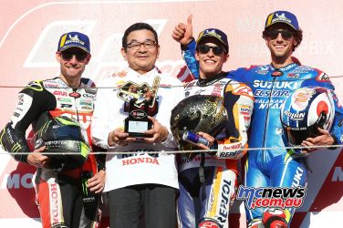 MotoGP Motegi GPpod GP AN