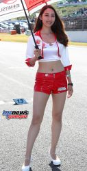 MotoGP Motegi Girl GP AN