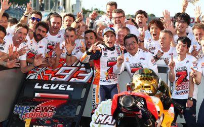 MotoGP Motegi Marquez GP AN