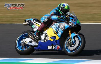 MotoGP Motegi Morbidelli GP AN