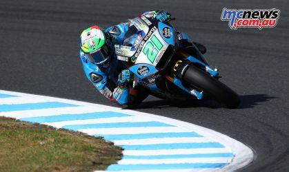 MotoGP Motegi Morbidelli GP AN