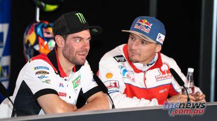 MotoGP Phillip Island Crutchlow Miller GP AN