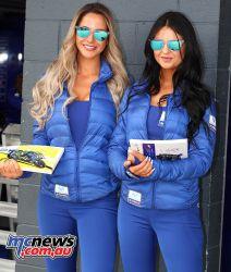MotoGP Phillip Island Girls GP AN