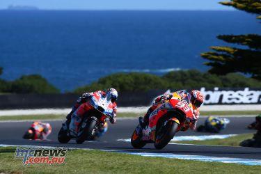 MotoGP Phillip Island Marquez GP AN